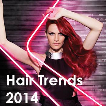 Autumn Winter Hair Trends 2014