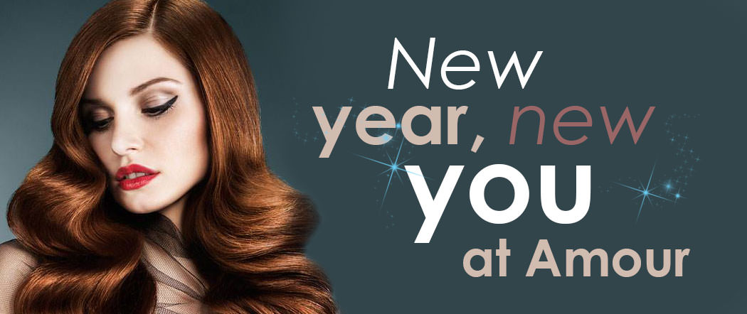new year new you amour hair salon in salford