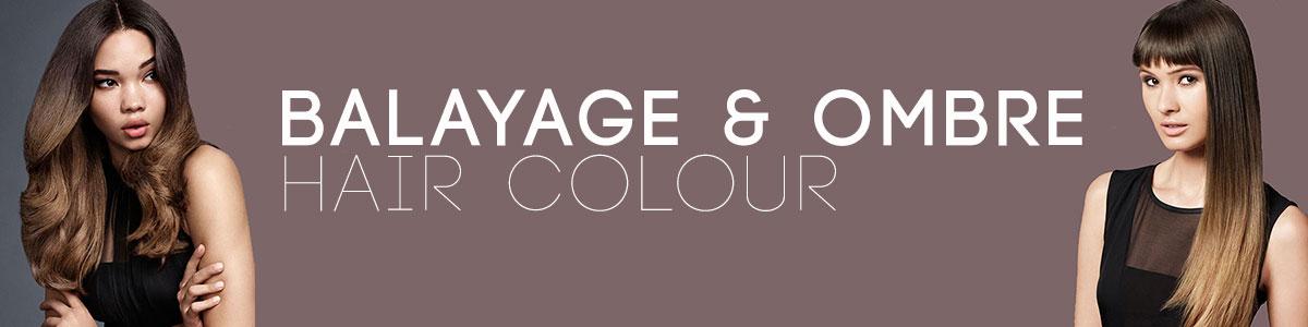 Balayage & ombre hair colour
