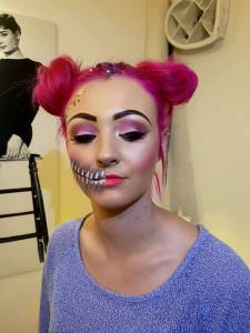 halloween hair and makeup packages salford amour hair and beauty