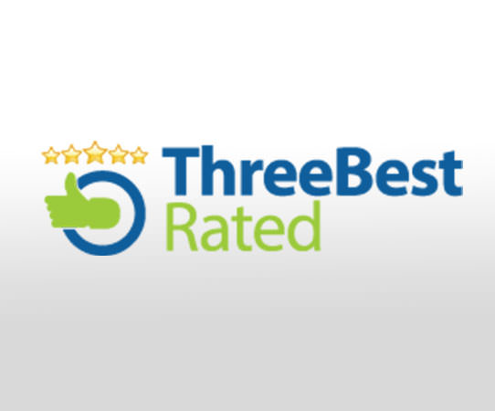 We're Voted 'Best Barbers AND Hairdressers in Salford' by Three Best Rated!