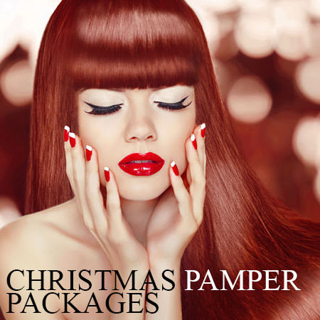 Christmas Hair & Makeup Package