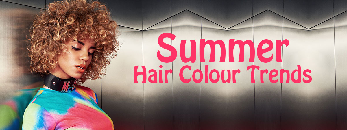 Summer-Hair-Colour-Trends-at Amour hair & Beauty Salon in Salford