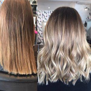 olaplex Amour hair salon Salford