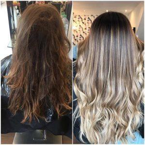 olaplex hair treatments Amour hair salon