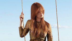 Copper-hair colour at amour hair salon