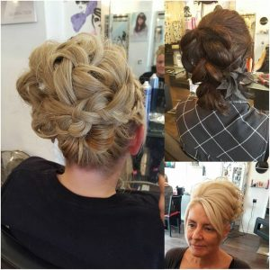 hair up styles-amour-hair-salon-manchester