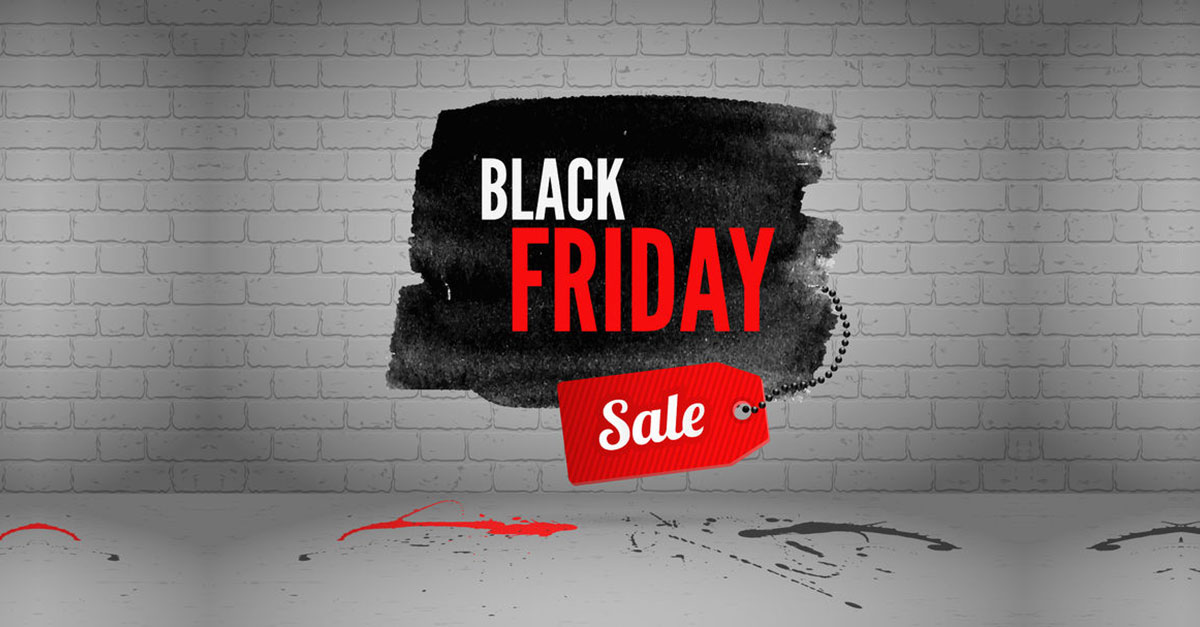 Black Friday Hair & Beauty Offers