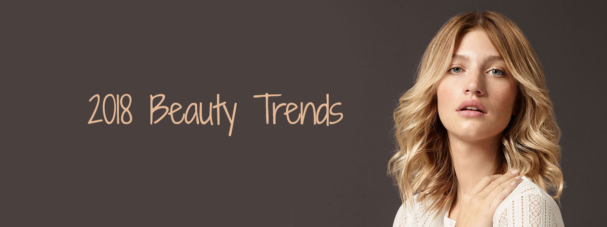 2018 Beauty Trend Predictions
