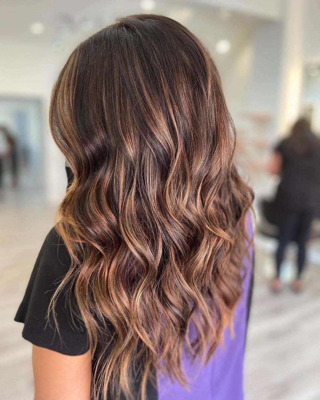 Top 5 Balayage Hair Colours