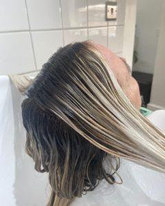 olaplex hair treatments at amour hair salon in Salford, Manchester