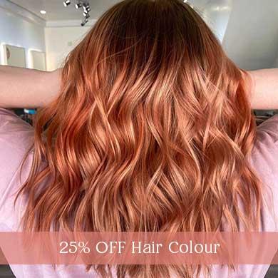 25% OFF Colour