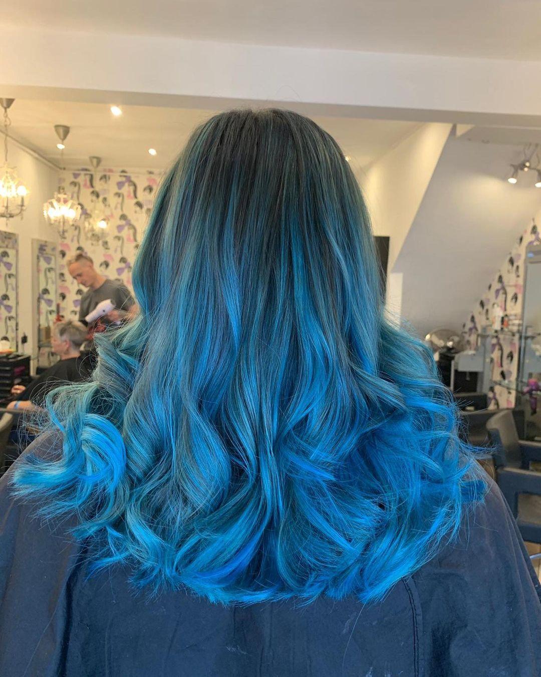 hair colour deals at amour hair salon in Salford