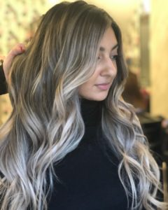 hair colour correction services at amour hair salon in salford