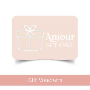 gift vouchers at amour hair and beauty salon in salford