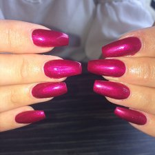 Christmas Nail Designs at Amour Hair & Beauty Salon in Salford, Manchester