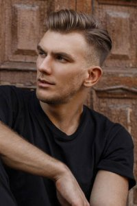 GENTS HAIRCUTS & STYLES AT AMOUR HAIR SALON SALFORD, MANCHESTER